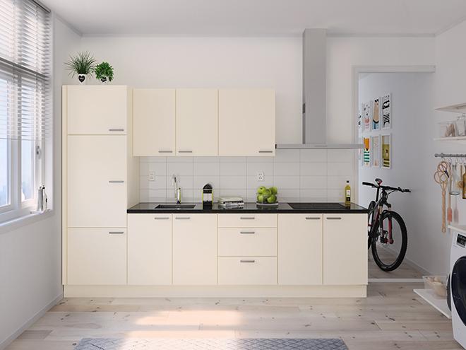 Bribus keuken - keukenontwerp Keukenontwerp 122605 - Studio B