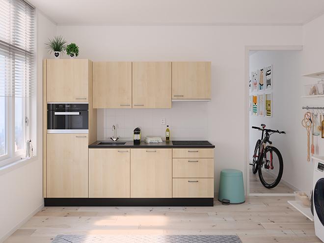 Bribus keuken - keukenontwerp Keukenontwerp 122806 - Studio B