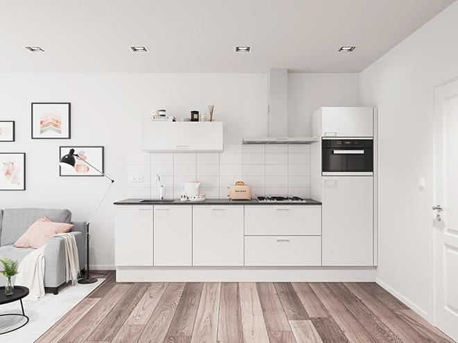 Bribus keuken - keukenontwerp Keukenontwerp 136701 - Studio B