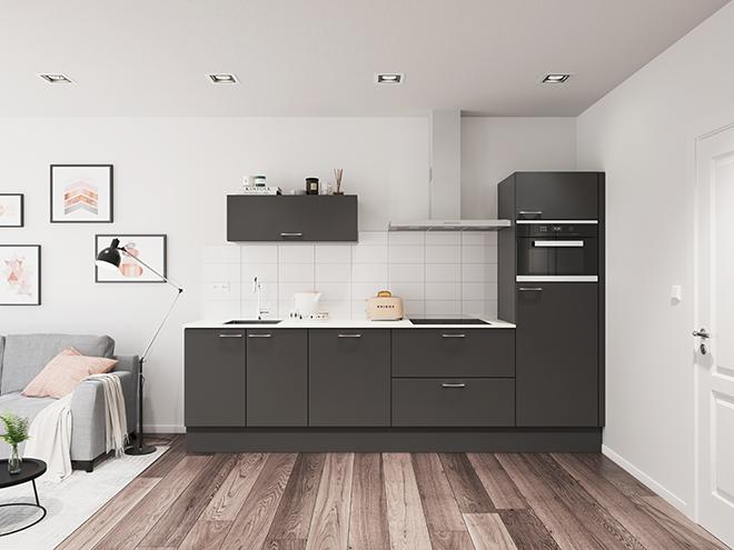 Bribus keuken - keukenontwerp Keukenontwerp 136702 - Studio B