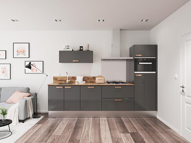 Bribus keuken - keukenontwerp Keukenontwerp 136704 - Studio B