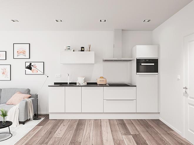 Bribus keuken - keukenontwerp Keukenontwerp 136705 - Studio B