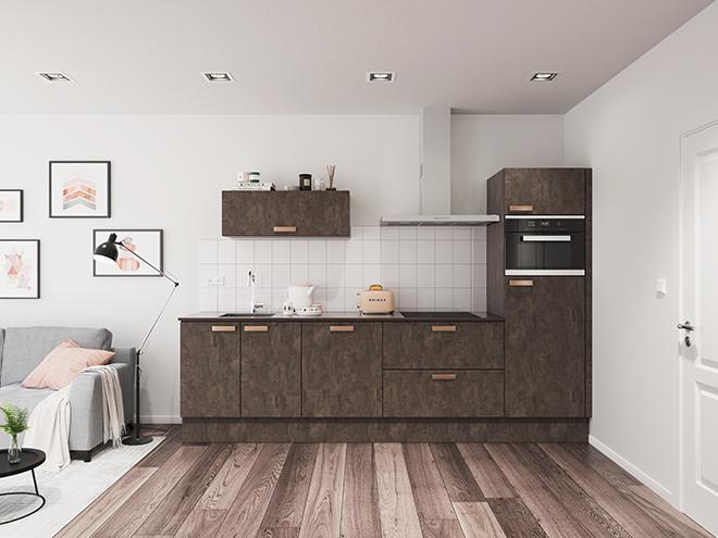 Bribus keuken - keukenontwerp Keukenontwerp 136706 - Studio B
