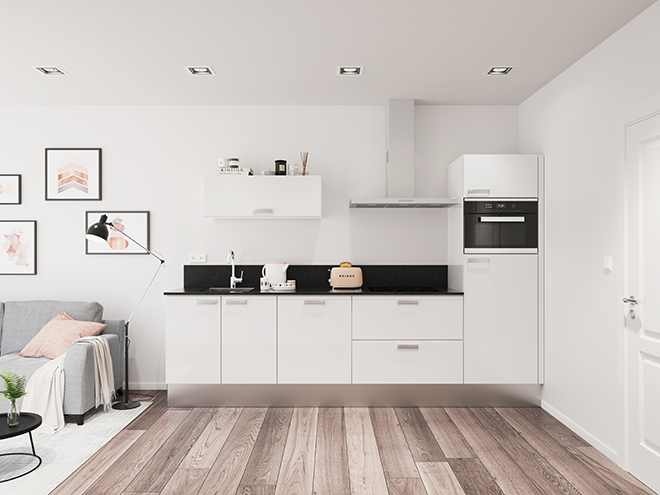 Bribus keuken - keukenontwerp Keukenontwerp 136708 - Studio B