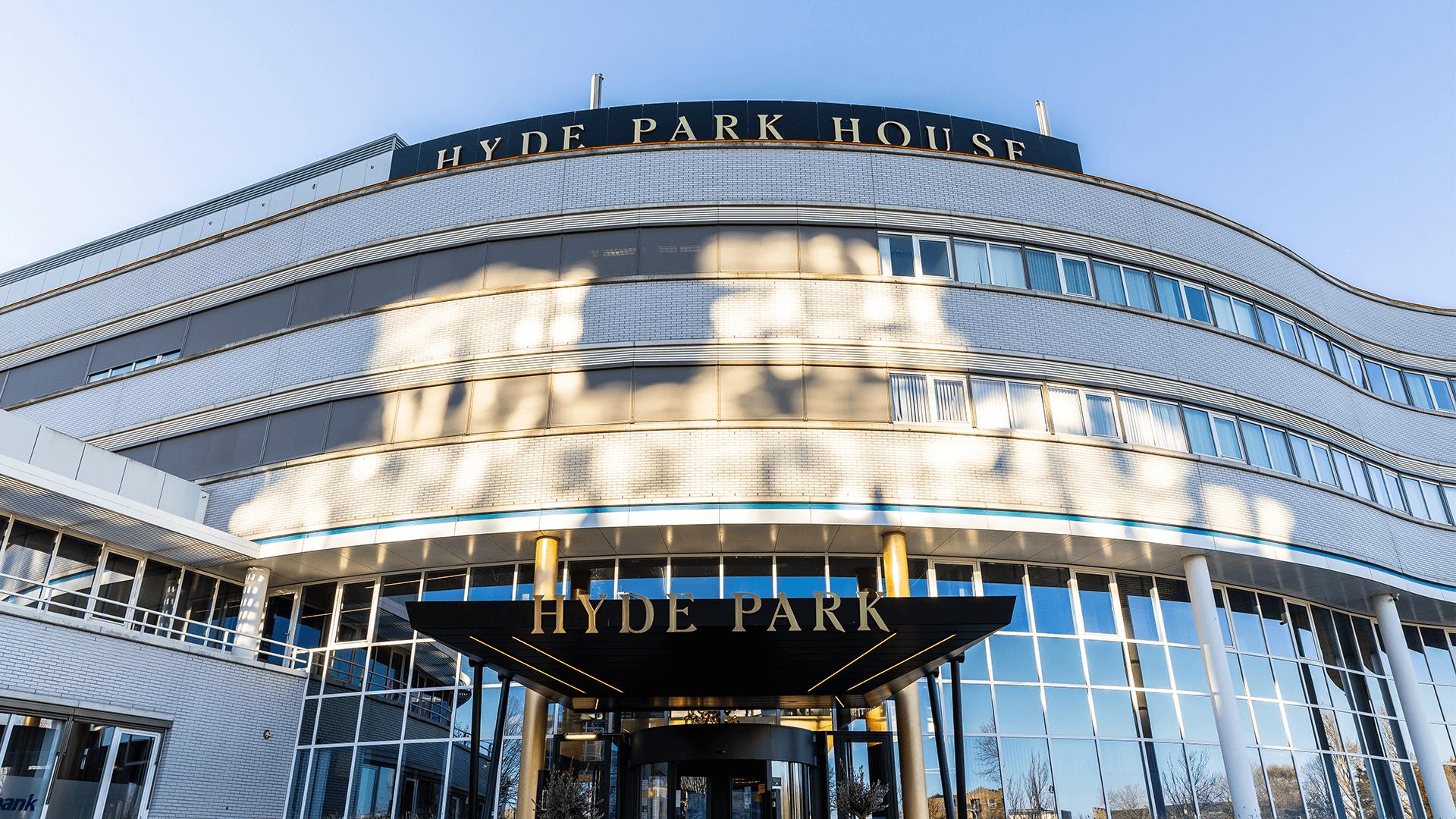 Hyde park house